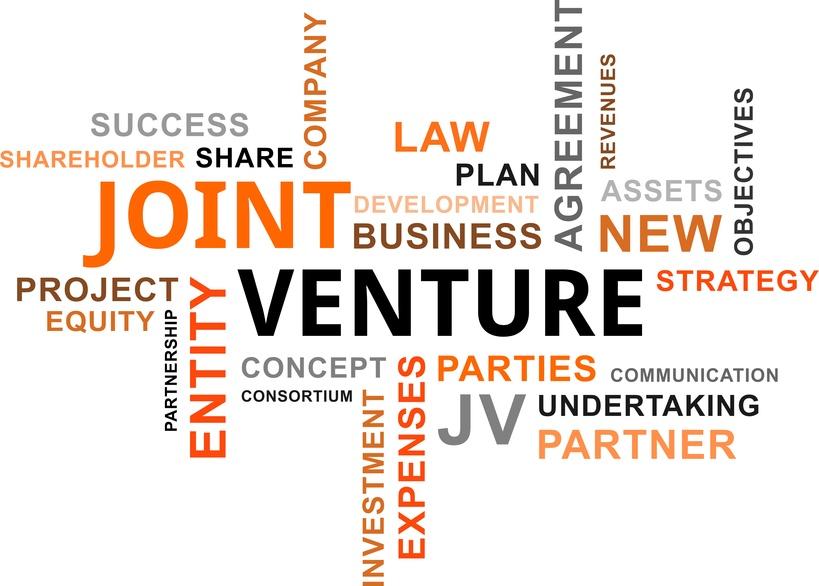 中外合資企業設立